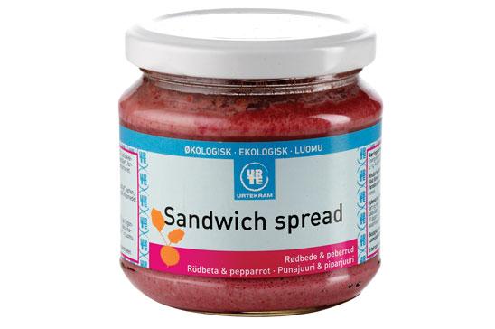 Sandwich Spread – Rödbeta och pepparrot