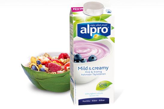 Alpro – Mild & Creamy