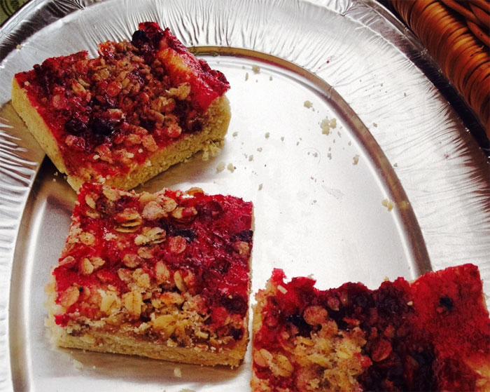 Lingonkaka – en riktigt god kaka