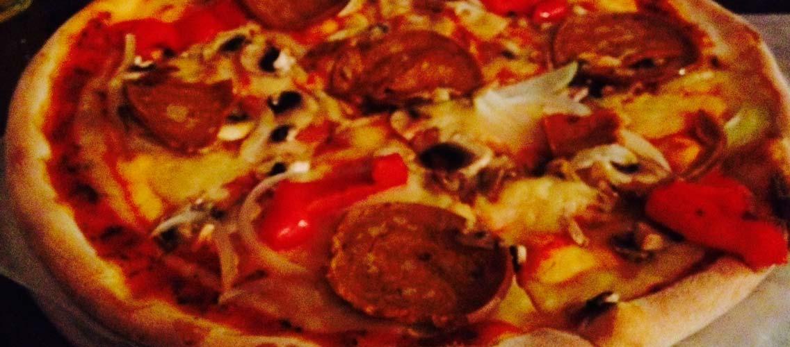 Pizzaköket
